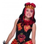 RUBIES PERRUQUE EVER AFTER HIGH - LIZZIE HEARTS