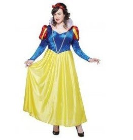 California Costumes COSTUME SNOW WHITE PLUS SIZE