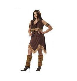 California Costumes COSTUME ADULTE PRINCESSE INDIENNE