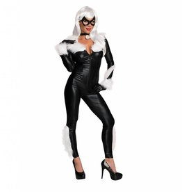 RUBIES COSTUME ADULTE FEMME BLACK CAT