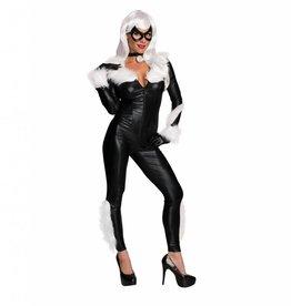 RUBIES COSTUME BLACK CAT WOMAN