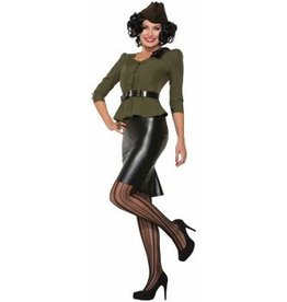 Forum Novelty *COSTUME ADULTE MISSILE MILLIE BOMBSHELL 40'S