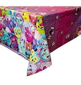 Unique NAPPE RECTANGULAIRE EN PLASTIQUE (54X84) - HATCHIMALS
