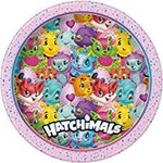 Unique ASSIETTES 9'' (8) - HATCHIMALS