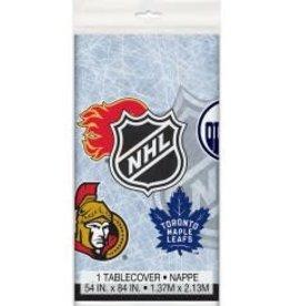 Unique NAPPE EN PLASTIQUE RECTANGULAIRE (54X84) - NHL
