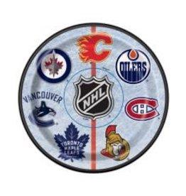 Unique ASSIETTES 7'' (8) - NHL