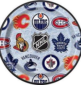Unique ASSIETTES 9'' (8) - NHL