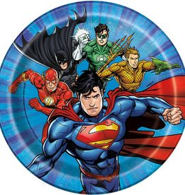 Unique ASSIETTES 7PO - JUSTICE LEAGUE (8)