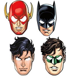 Unique MASQUES (8) - JUSTICE LEAGUE