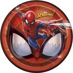 Unique ASSIETTES 9PO (8) - SPIDER-MAN