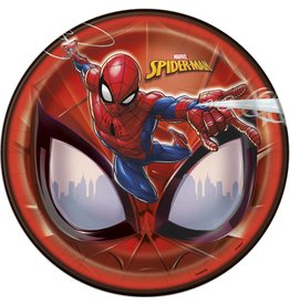 Unique ASSIETTES 9PO - SPIDERMAN
