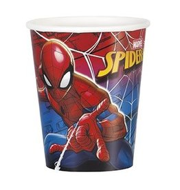 Unique VERRES 9OZ (8) - SPIDERMAN