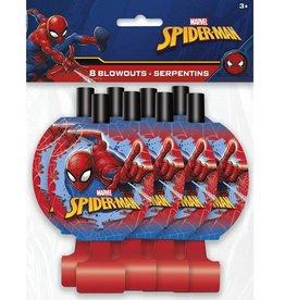 Unique MIRLITONS (8) - SPIDERMAN