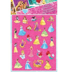 Unique Copy of SAC DE BALLONS LATEX 12'' (8) - PRINCESSES DISNEY