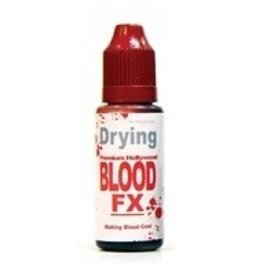 TINSLEY BLOOD FX -DRYING BLOOD
