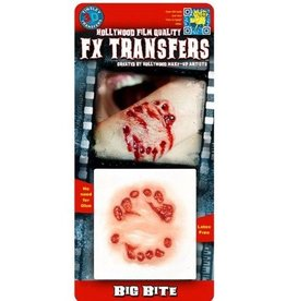 TINSLEY PROTHESE FX TRANSFERS -BIG BITE
