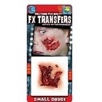 TINSLEY PROTHESE FX TRANSFERS - PETITE GOUGE