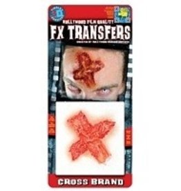 TINSLEY PROTHESE FX TRANSFERS -CROSS BRAND