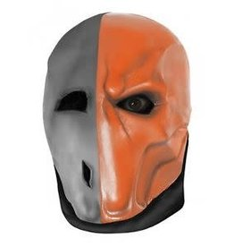 RUBIES MASQUE EN LATEX - DEATHSTROKE