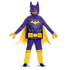 Disguise COSTUME ENFANT LEGO BATGIRL DELUXE