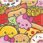 Creative Converting SERVIETTES À COCKTAIL (16) - PARTY JUNKFOOD