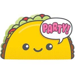 Creative Converting INVITATIONS (8) - PARTY JUNKFOOD