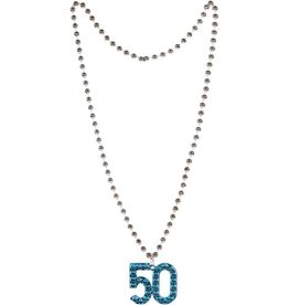 Creative Converting COLLIER À BILLES 50 ANS