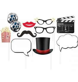 Creative Converting ACCESSOIRES POUR PHOTO (10) - HOLLYWOOD