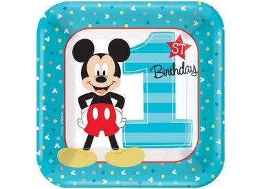 Disney Mickey First BDay