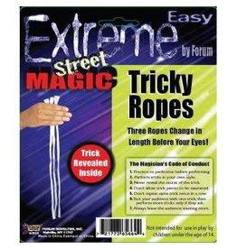 Forum Novelty EXTREME ST. MAGIC TRICKY ROPES