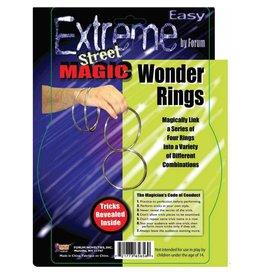 Forum Novelty EXTREME ST.MAGIC WONDER RINGS