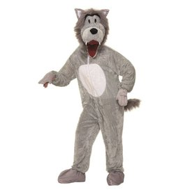 Forum Novelty STORY BOOK WOLF PLUSH COSTUME