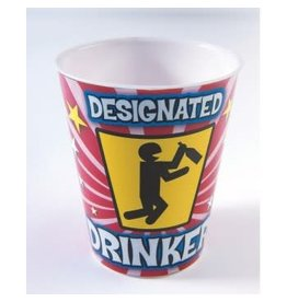 Forum Novelty SHOTGLASS-DESIGNATED DRINKER
