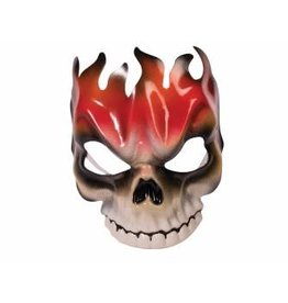 Forum Novelty MASK-DEVIL SKULL W/EYEGLASS