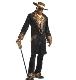 California Costumes COSTUME ADULTE - SUPA MAC DADDY -
