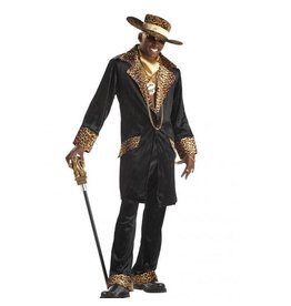 California Costumes COSTUME ADULTE - SUPA MAC DADDY -