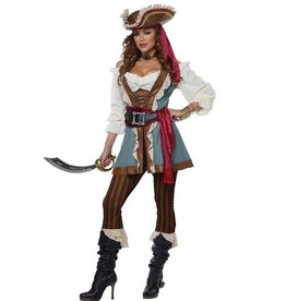 California Costumes COSTUME ADULTE - JOYAU DE LA MER