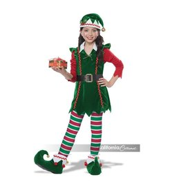 California Costumes COSTUME ENFANT - ELF -
