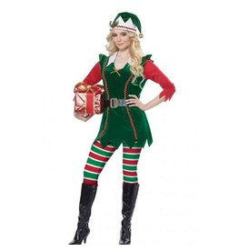 California Costumes COSTUME ADULTE - ELF -