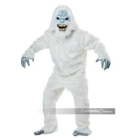 California Costumes *COSTUME ADULTE ABOMINABLE HOMME DES NEIGE - STD