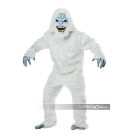 California Costumes COSTUME ADULTE ABOMINABLE HOMME DES NEIGE - STD