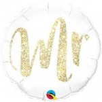 Qualatex BALLON MYLAR 18PO - MARIAGE - MR