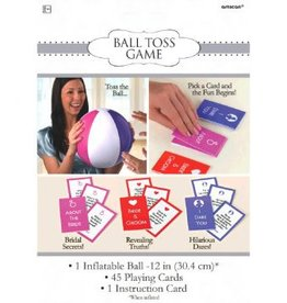 Amscan GAME BRIDAL BALL TOSS