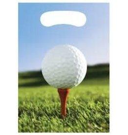 Creative Converting Sports Fanatic Golf Loot Bags