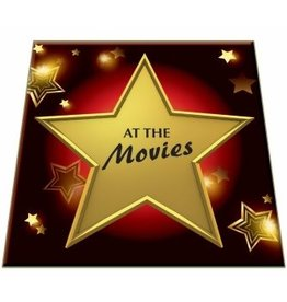 "Forum Novelty SOUS-VERRES 3.5"" HOLLYWOOD"