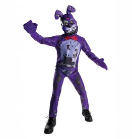 RUBIES COSTUME ENFANT FIVE NIGHTS AT FREDDY'S - NIGHTMARE BONNIE