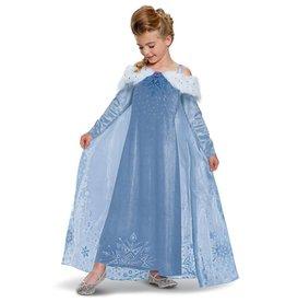Disguise COSTUME ENFANT ELSA DELUXE - FROZEN ADVENTURE -