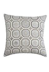 Evara Ash Pillow 22x22