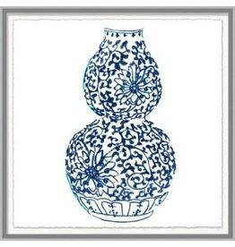 Blue & White Vase 1 - 30.25x30.25