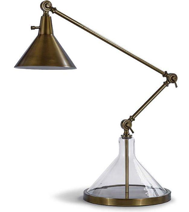 Beaker Lab Lamp 11W11D39.5H